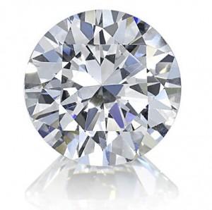 Un beau diamant brillant