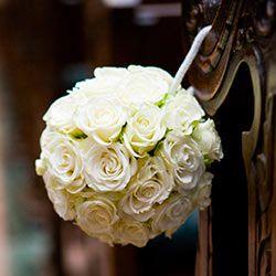 Décoration florale pour votre mariage église