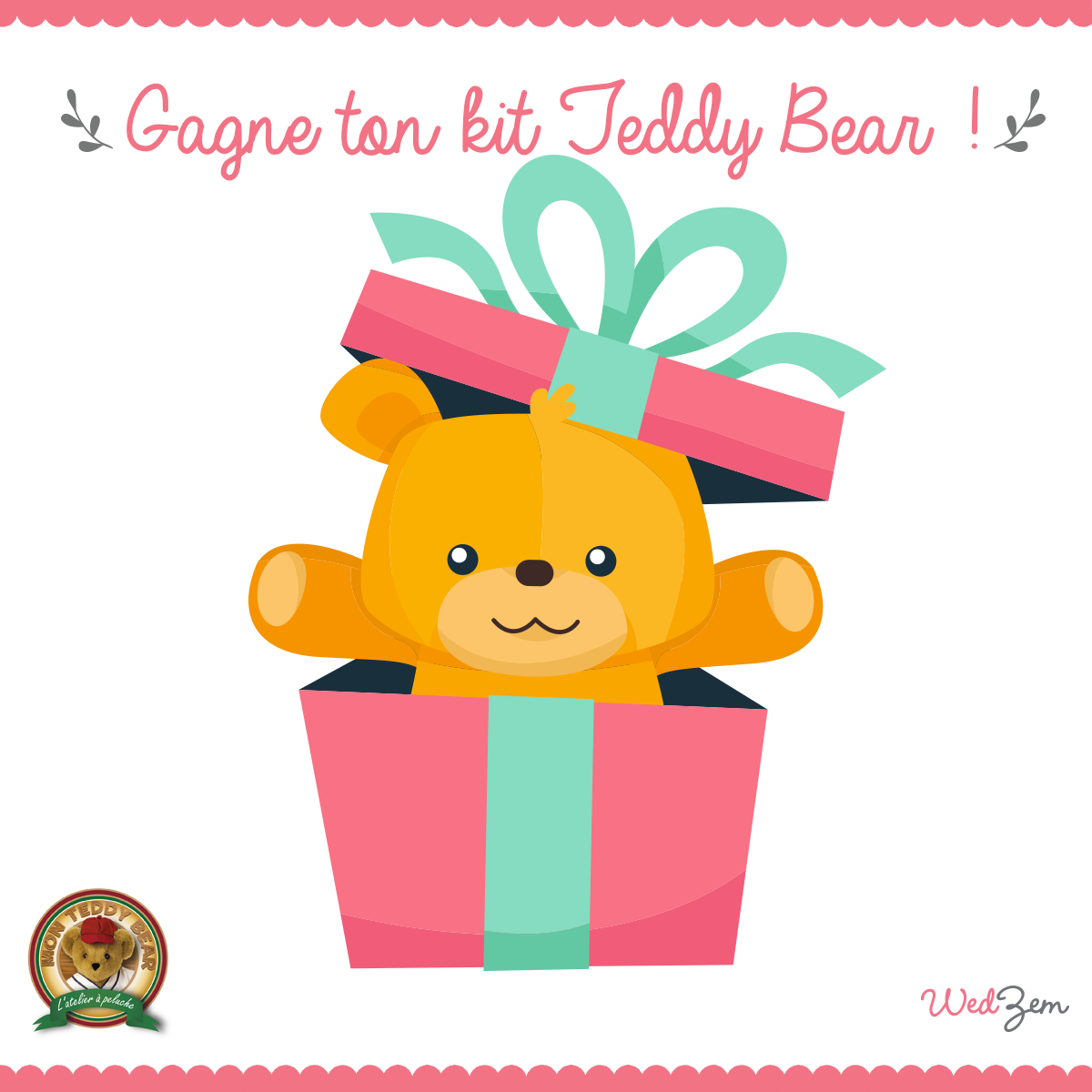 Concours Mon Teddy Bear