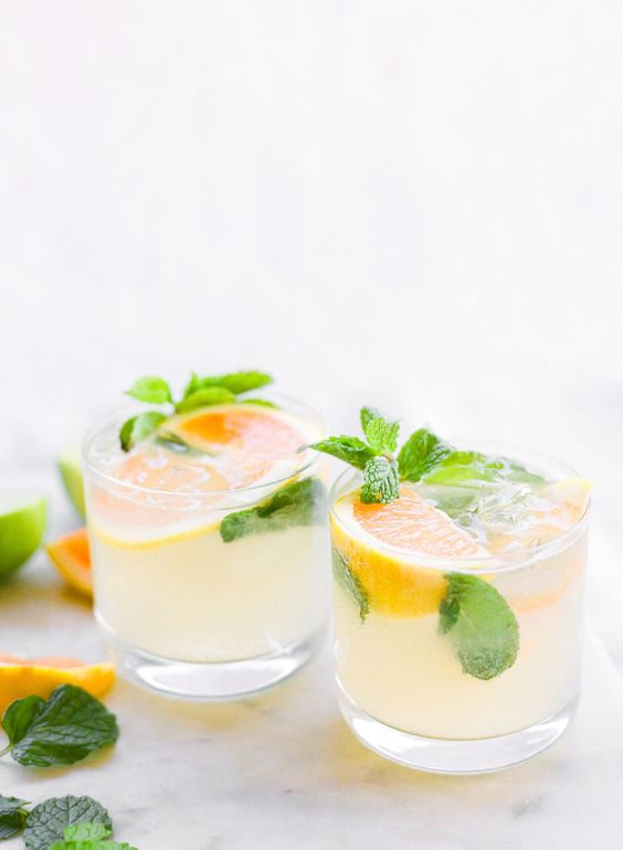 Limonade mariage
