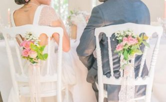 chaises mariage