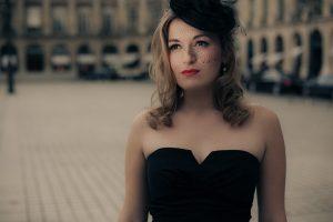 Mellis, chanteuse de Jazz pour votre mariage
